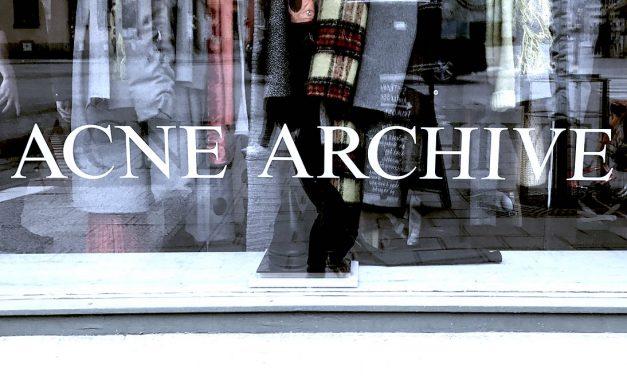 Acne Studios はスウェーデンでは安い!? 2