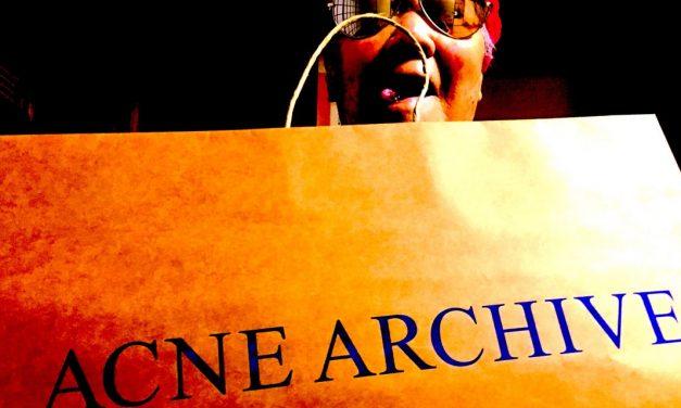 Acne Studios はスウェーデンでは安い!?