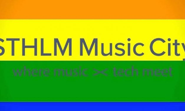 Stockholm Music City -音楽 × テクノロジー × スタートアップ-