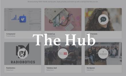 The Hub -北欧スタートアップ特化型就職ポータルサイト-