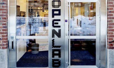 【Openlab】ストックホルム中の学生、研究者、教育者がコラボするアジト