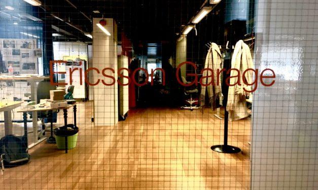 Ericsson Garage -Kista最大のテクノロジーインキュベーター