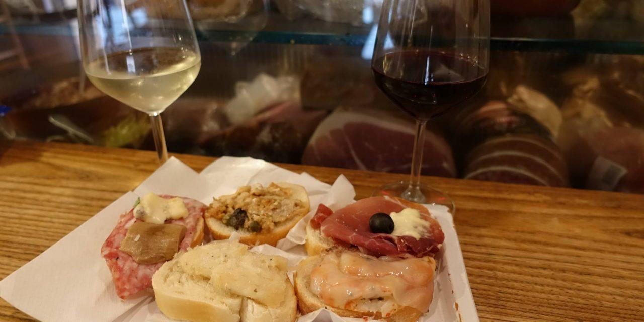【爆食爆飲イタリアの旅③】ヴェネチアの引っ掛け居酒屋
