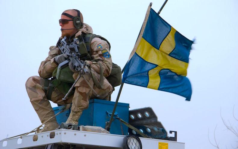 【徴兵制が復活】したスウェーデン。その本当の理由をトビアス将軍に聞いてみた!