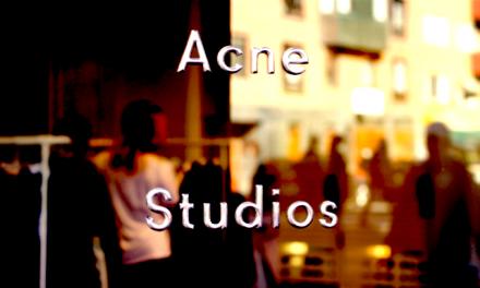 【Acne Studiosは中国企業に買収】されるかもって言ったら鬼質問来ました