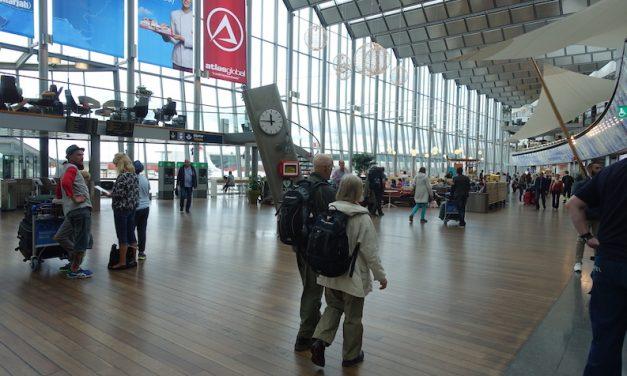 【始まりはここから】スウェーデン・アーランダ空港到着後のルート