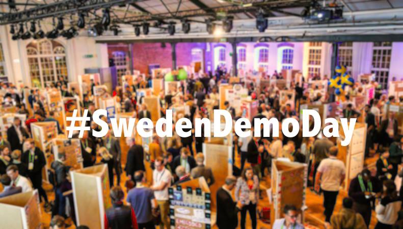 """【Sweden Demo Day】スウェーデン最大のデジタル """"アン""""カンファレンス"""