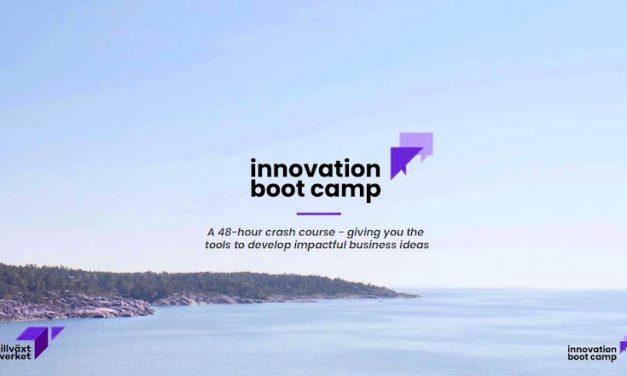 【スウェーデン成長政策庁プレゼンツ】アクセラレータープログラム Startup Sweden
