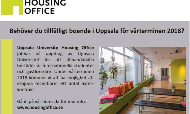 【北欧最古の大学】スウェーデン・ウプサラ大学留学記 – 準備編・アパートの見つけ方 –