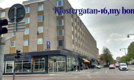 【北欧最古の大学】スウェーデン・ウプサラ大学留学記 – 住居事情 –