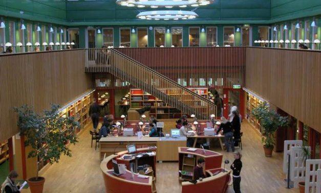 【北欧最古の大学】スウェーデン・ウプサラ大学留学記 – 学生証と図書館カードを作る–