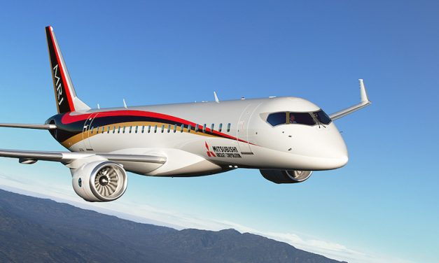 【MRJの飛行試験承認】Long-awaited Mitsubishi jet has one last hurdle to clear