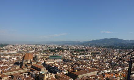 【爆食爆飲イタリアの旅⑤】絶景フィレンツェ ドゥオモ