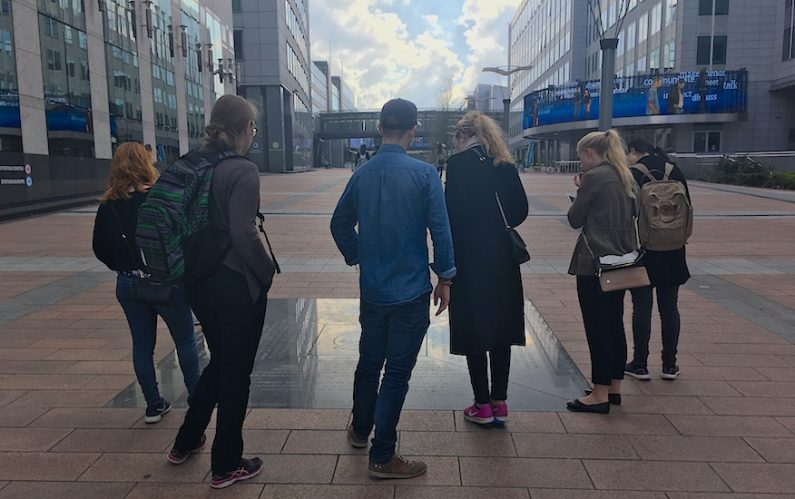 【Uppsala Career Tour】ブリュッセル・国連オフィス編
