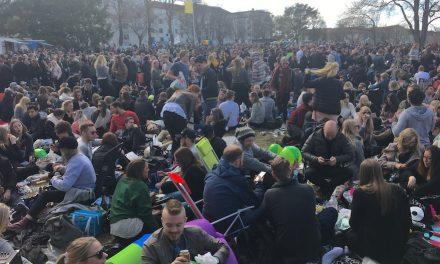 【スウェーデンの花見】国内最大規模の Valborg はウプサラでカオス過ぎた