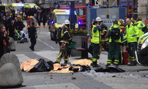 【スウェーデンで起こったテロ事件】あの時人々はどう反応したのか?を住んでいた者が回想する。