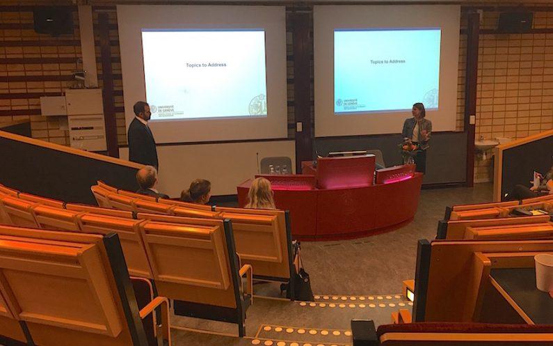 【他人がプレゼン】スウェーデンウプサラ大学の博士論文ディフェンスはこんな感じ