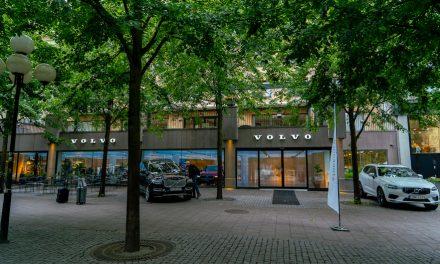 【スウェーデン本国へ】Volvo Studio Stockholmへ文句を言いに行ってみた!
