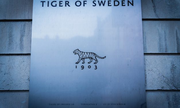 【北欧ファッション】スウェーデンのおしゃれ紳士・淑女が行くのは TIGER で間違いなし!