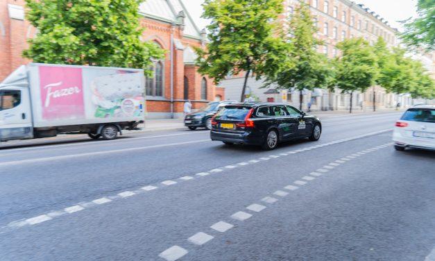 【Volvo オーナーは見た!】本国スウェーデンで New V60 のホワイトが見当たらない!