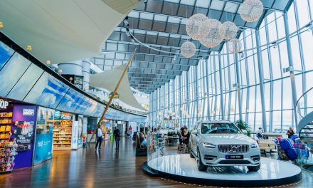 【スウェーデン・アーランダ空港】両替、コンビニ、飯、空港内を散策してみる