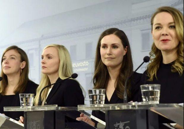 """【日本の """"政治屋"""" 達へ告ぐ】フィンランドの新首相は史上最年少34歳女性だぞ!えらい差だな!"""