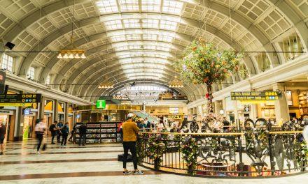 【北欧の Grand Central Terminal】旅の始点ストックホルム中央駅をチラ見せ