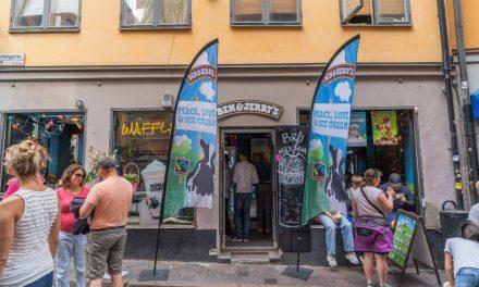 【敢えて冬場に報じる!】2020年ストックホルムアイスクリーム戦争をスウェーデンマニアが体験&分析!!2