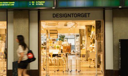 【北欧一のお土産屋さん】DESIGNTORGET に置いてるものがお洒落すぎるから買いです!