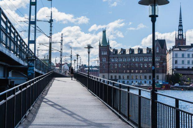 【近未来に変身】スウェーデン・ストックホルムの大都市開発