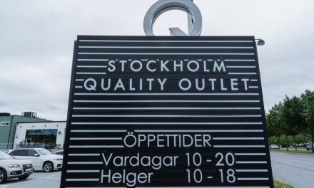 【スウェーデン最強アウトレット】Stockholm Quality Outlet への行き方&買い物