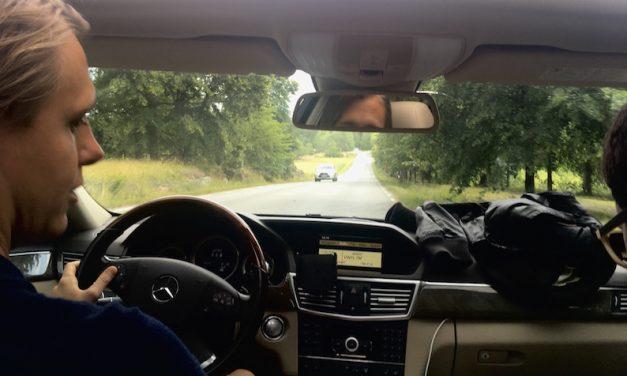 【ストックホルムドライブ】スウェーデン首都近辺の半島や離島を車で周る(準備編)
