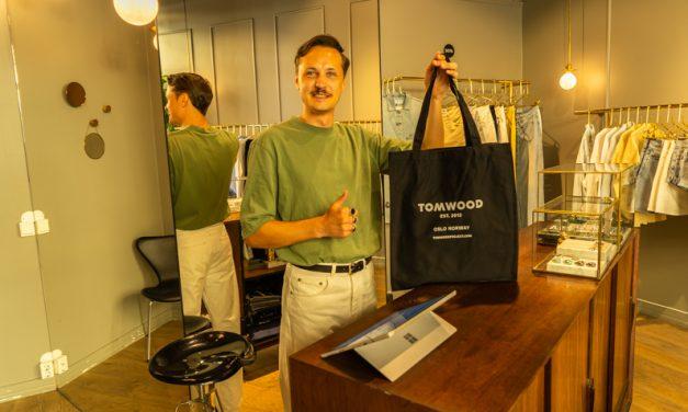 【未発売】TOMWOOD 限定トートバッグの入手方法
