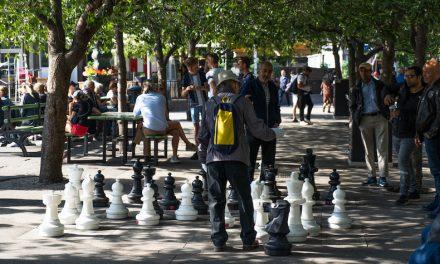 スウェーデンに渡るまでに習得しておくべき技能の1つはチェス!