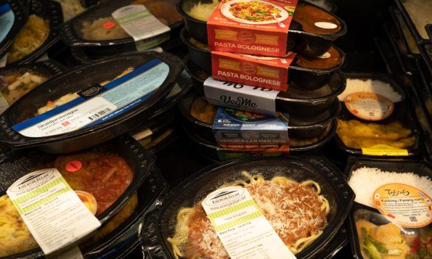 スウェーデンのスーパーの出来合い飯は高い?そして旨い?